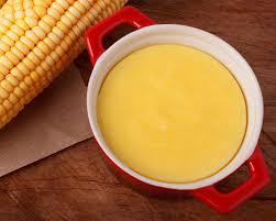 Curau de milho em 3 passos