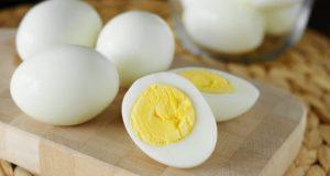 Cozinhar ovo no microondas