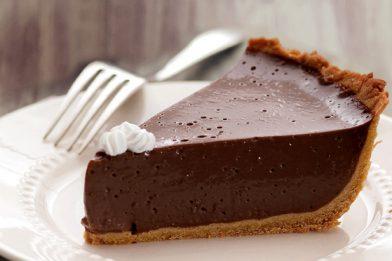 Torta de chocolate deliciosa