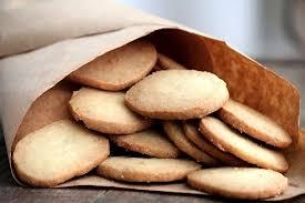 Receita de biscoito amanteigado com 3 ingredientes