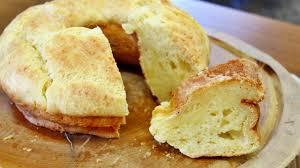 Pão de queijo de forma em 55 minutos