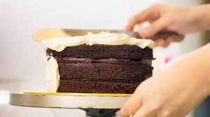 Como cortar bolo redondo para iniciantes