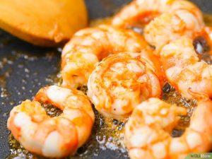 Caldo de camarão pitu