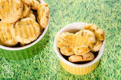 Biscoito de cebola fácil e rápido