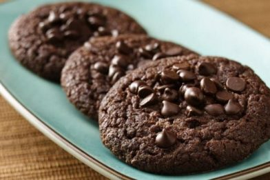 Cookie de chocolate crocante