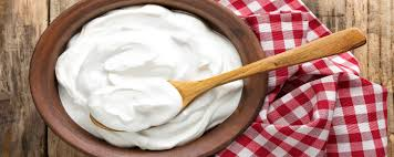 Receita de iogurte grego caseiro simples