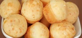 Receita de pao de queijo de tapioca