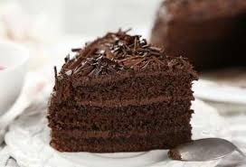 Receita de cobertura de bolo simples