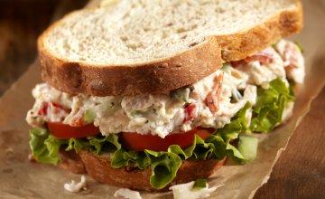 Receita de sanduíche natural simples