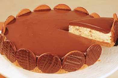 Torta holandesa simples