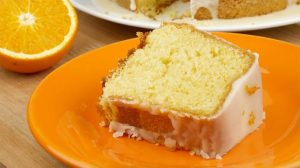 bolo de suco de laranja