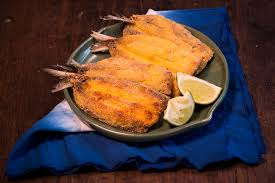 A melhor receita de sardinha frita