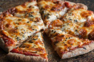 A melhor receita de pizza integral
