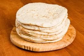 pão sírio receita