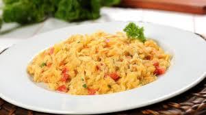 Receita de risoto de frango prático e delicioso