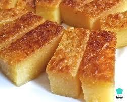 Receita deliciosa de bolo de macaxeira cozida