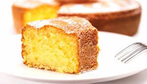 Receita simples de bolo de farinha de trigo