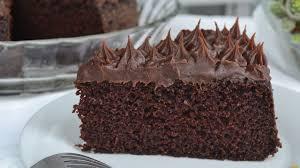 Receita de massa de bolo fofinha de chocolate