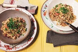 Fácil receita de arroz carreteiro