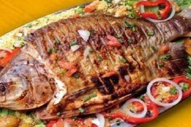 Melhor receita de peixe assado