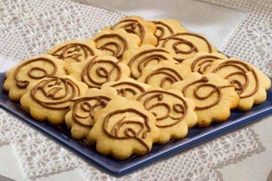 O melhor biscoito de leite condensado