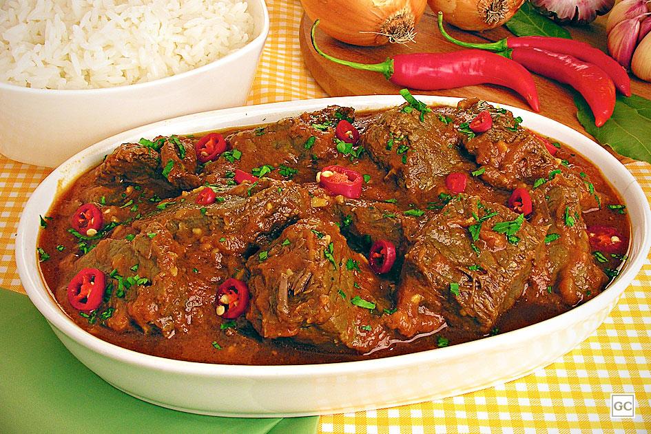 carne de panela simples
