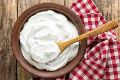 Prático chantilly com creme de leite