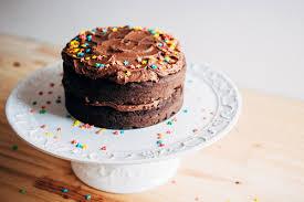 O melhor bolo de aniversário simples