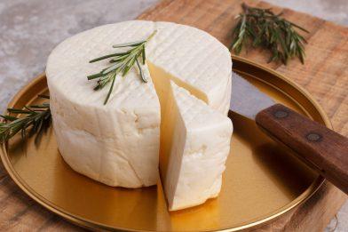 Deliciosa receita de queijo caseiro