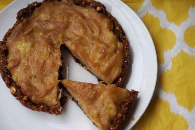 A melhor torta de banana fácil