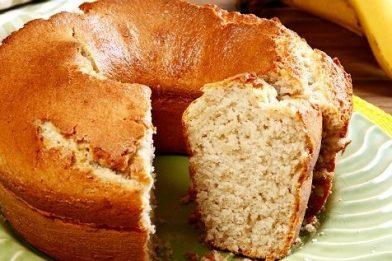 A melhor receita de bolo de trigo