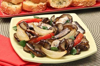 A melhor sardinha no forno