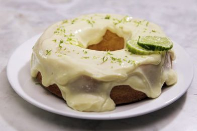 Cobertura para bolo de limão rápida