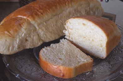 Pão caseiro fácil e rápido