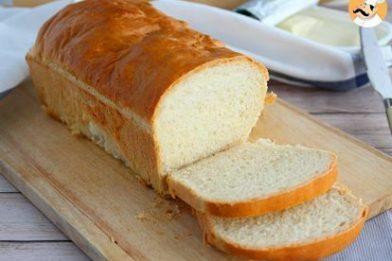 Receita de pão caseiro super simples e fácil