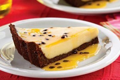Torta de maracujá muito gostosa